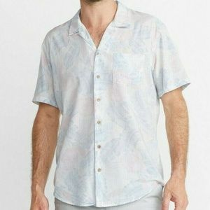 Marine Layer Morse Button Down in Floral Print